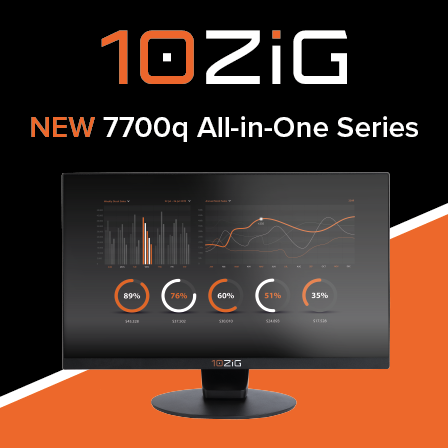 New 10ZiG 7700q All-In-One Series