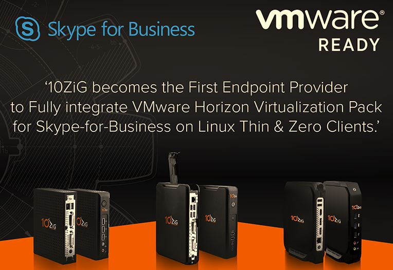 Skype for Business on Linux | Thin & Zero Clients | 10ZiG